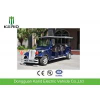 Buy cheap Vintage Style Electric Shuttle Bus Sightseeing Car For 8 Passengers Anti - Fatigue from wholesalers