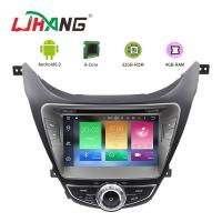 Buy cheap I35 Android 8.0 Hyundai Car DVD Player Dashboard With Steering Wheel Control from wholesalers