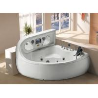 Buy cheap LUX design whirlpool spa massage hot tub portable bathtub with tv G650 from wholesalers