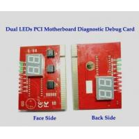 Buy cheap Two side observe PCI diagnostic post card from wholesalers