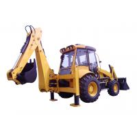 Buy cheap LTXG Low price hydraulic 1m3 bucket backhoe loader AC and Joystick LG9200 from wholesalers
