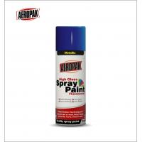 Buy cheap AEROPAK 400ml Hot Sales Fast Dry  Metallic Spray Paint  for Coating from wholesalers