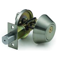 Buy cheap Yantai Tri-Circle deadbolt lock D101SS from wholesalers