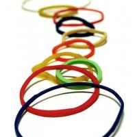 Buy cheap factory direct supply colored elastic webbing strap from wholesalers