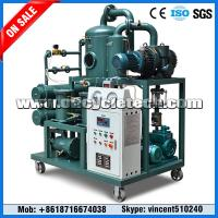 Buy cheap Waste Transformer Oil Filtration Machine, Transformer Oil Recycling Plant from wholesalers