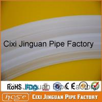Buy cheap USA FDA Medical Grade Clear Silicone Tubing from wholesalers