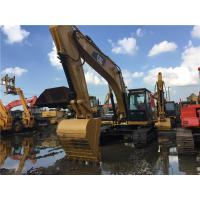 Buy cheap Used Crawler Excavator Caterpillar 330DL C9 ACERT engine 36T with Original Paint from wholesalers