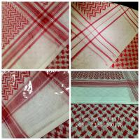 Buy cheap 100% cotton yashmagh shemagh from wholesalers