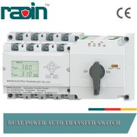 Buy cheap New Design 3P/4P 200A PC Type White Dual Power Transfer Switch,Automatic Transfer Switch (RDS3-250) from wholesalers