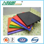 Buy cheap Non - Slip Rubber Interlocking Playground Matting PolypropyleneFlooring from wholesalers