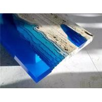 Buy cheap Ultra clear countertop table top river table-Crystal Epoxy Resin -P128 from wholesalers