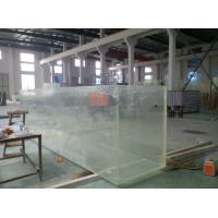 Buy cheap High Gloss Plexiglass Clear Acrylic Aquarium For Hotel / Restaurant And Park from wholesalers