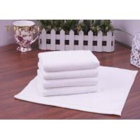 Buy cheap Washable Plain Makeup Eraser Towel Cotton Hand Towel Lint Free For Bathroom from wholesalers