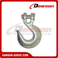 Buy cheap Australian Standard G70 Alloy Clevis Slip Hook for Lashing and Pulling from wholesalers