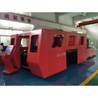 CNC laser sheet metal cutting machine with mini cutting gap for plates