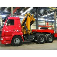 Buy cheap Tractor with crane from wholesalers