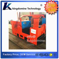 Buy cheap 3.5T Ho Superior To Peer, CustomerDesigned Mining Diese Locomotive,Stable Performance Diesel Locomotive ,Operate Smartly from wholesalers