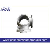 Buy cheap Industrial Parts Cast Aluminum Products A356 / A380 Custom Specification Metalwork from wholesalers
