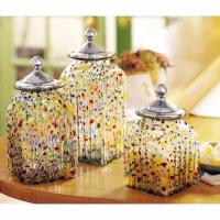 Buy cheap Glass Canister from wholesalers