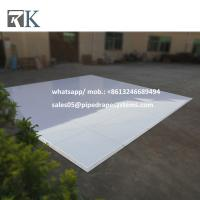 Buy cheap China manufacturer wooden dance floor marquee flooring systems from wholesalers