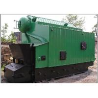 Buy cheap Full Automatic Industrial Biomass Wood Fired Steam Boiler for AAC Plant from wholesalers