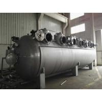 Buy cheap Overflow Rapid Dyeing Machine Sprayed Water Flow Large Capacity from wholesalers