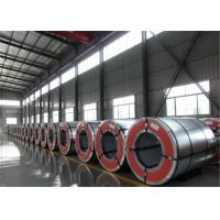 Buy cheap 30-275g/M2 Galvanized Steel Coil Hot Dip  ASTM A653 SGCC DX51D Q195 from wholesalers