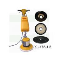 Buy cheap High Speed Single Disc Floor Cleaning Machine For Cleaning Floor / Stairs from wholesalers