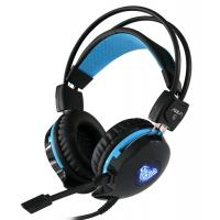 Buy cheap Overhead Wired Gaming Headset Aula G92S With LED Light And 1 Year Warranty product