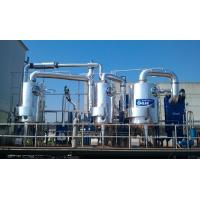 Buy cheap General Industrial Thermal Vapor Recompression Evaporator , TVR Rising Film Evaporator For Chemical Industry from wholesalers