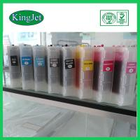 Buy cheap 300ml Replacement Pigment Ink Cartridges For Epson 7600 9600 4000 product