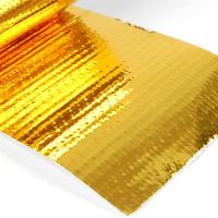 Buy cheap GOLD Heat Reflective Tape from wholesalers