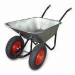 Buy cheap Double Wheels Wheelbarrow (WB6404HD) from wholesalers