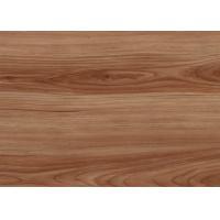 Anti - Flaming Loose Lay Vinyl Flooring Wood Grain Vinyl Plank 179mm x 1220mm
