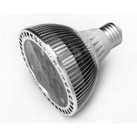 Buy cheap Par30 LED Light Bulbs E27 , Replace 14w Sodium Lamp With Double Ball-Bearing Fan from wholesalers