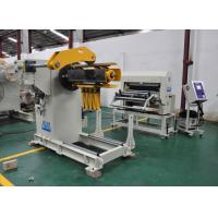 Buy cheap Coil Cradle Sheet Metal Decoiler Rack Machine / Uncoiler Machine from wholesalers