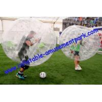 Buy cheap Bubble Soccer Football Inflatable Human Hamster Zorb Bumper Ball 1.5m from wholesalers
