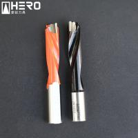 Buy cheap Customized Tungsten Carbide Drill Bits Rust Proof For Automatic Boring Machine from wholesalers