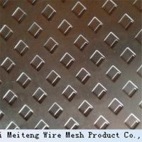 Buy cheap Decorative Perforated Metal Sheet from wholesalers