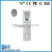 Buy cheap Fingerprint And Code Security Electronic Lock Company ( Bio-LA801) from wholesalers