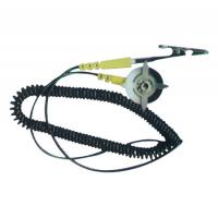 Buy cheap ESD Earth Wire Anti Static Grounding Cord With Banana Plug For ESD Mat Grounder from wholesalers