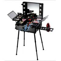 Buy cheap Portable LED Makeup Mirror Trolley Light for wedding, shooting photo, top styling designer from wholesalers