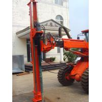 Buy cheap Professional manufacturer of ground anchor machine GS 2000 product
