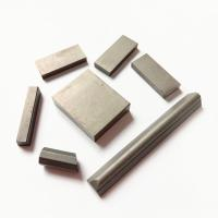 Buy cheap Hard Metal YG11C Carbide Plates For Agriculture Ploughing Welding Tips from wholesalers