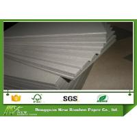 Buy cheap Eco-Friendly Grade B uncoated one layer Strawboard Paper in high thickness from wholesalers