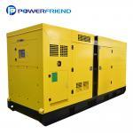 Buy cheap Electric Power Cummins 500kw Generator 625KVA Super Silent Generator Set from wholesalers