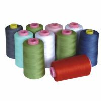 Buy cheap 3000m/cone  20/2 100% polyester sewing thread from wholesalers