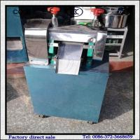 Buy cheap Electric Sugarcane Juice Extractor Machine from wholesalers