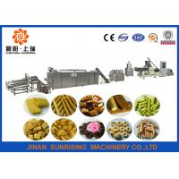 Buy cheap Automatic core filling snack food extruder machine more popular good taste from wholesalers