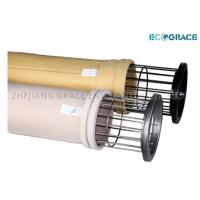 Buy cheap Nonwoven Needle Felt P84 Filter Bag For Industrial Dust filter from wholesalers